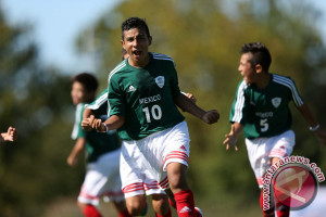 Mexico Juara Aqua Danone Nations Cup 2017