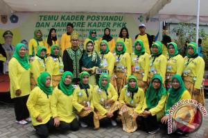 TP PKK Tapin Ikuti Temu dan Jambore Kader PKK se Kalsel
