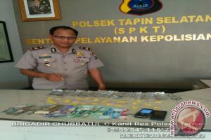 Polisi Amankan Pengedar Obat-obatan Terlarang