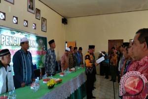 Bupati Lantik panitia MTQ Kabupaten Kotabaru