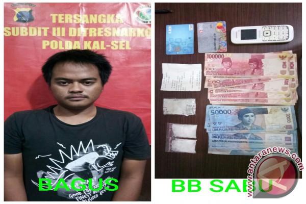Polisi Ciduk Pengedar Narkoba Transaksi Di Halaman Masjid