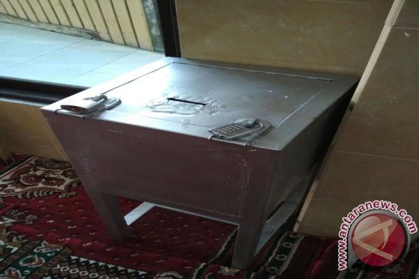 Polsekta Banjarmasin Utara Tangkap Pencuri Kotak Amal