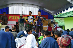 HUT KE-72 TENTARA NASIONAL INDONESIA 2017