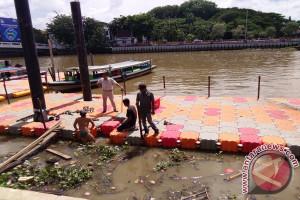 Banjarmasin Wujudkan Dermaga Pasar Terapung