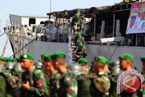 Panglima TNI Beri Tujuh Nasihat Kepada Prajurit