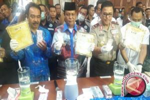 Gubernur Kalsel: Peredaran Narkoba Semakin Dahsyat