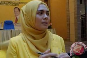 Mantan Putri Indonesia Jadi Ketua DPRD Banjarmmasin