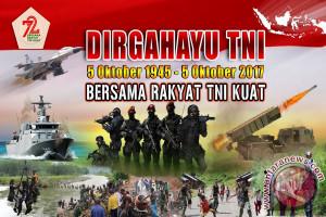 TNI Institusi Paling Dipercaya Rakyat