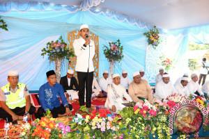 Wabup Hadiri Haul Muhammad Yani