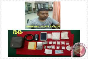 Petugas Tembak Pengedar Narkoba Jaringan Aceh