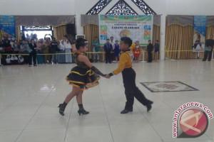 Cabor Dansa dan Renang Sumbang Medali Emas