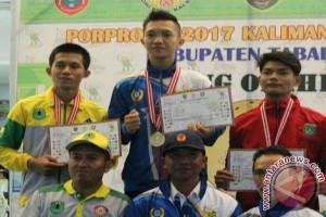 Kontingen Porprov X  HSS Sudah Koleksi 43 Medali