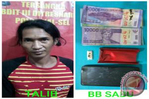 Polisi Tangkap Buruh Edarkan Sabu-sabu