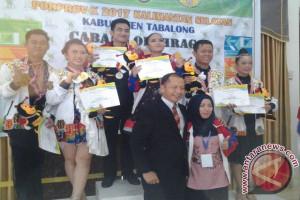 Final Dansa Tabalong Borong Lima Medali