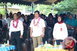Desa Bingkulu Ditetapkan Sebagai Kampung KB