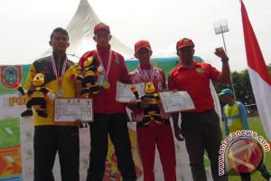 Pelari Putera Tanah Bumbu Tercepat 1.500 Meter