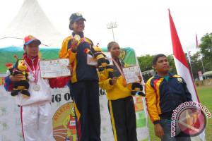 Atlet Puteri HST Raih Medali Emas Porprov