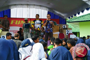 Kodim 1005/Marabahan Gelar Fun Bike