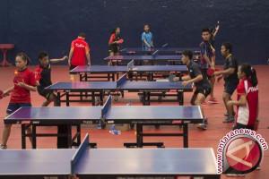 Kotabaru Gagal Raih Emas Tenis Meja Porprov