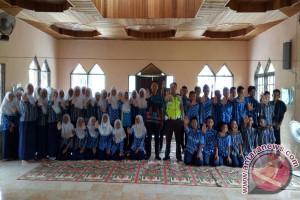 Pelajar HSS Diajak Jadi Pelopor Tertib Berlalu Lintas