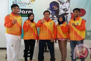 Kotabaru Raih 82 Medali Porprov X Tabalong