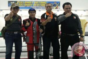 Kotabaru Borong Medali Cabor Menembak