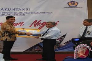 Tanah Bumbu Raih Penghargaan Dari Menteri Keuangan