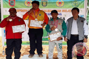 Panahan Kotabaru Sumbang Tiga Medali Porprov X