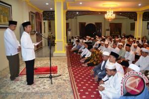 Hasan - Makmun  Mohon Maaf  Kepada Masyarakat Batola