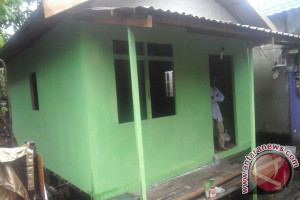 TMMD Selesai Bedah Satu Rumah Warga