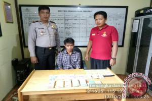 Polsek Kelua Ungkap Kasus Pencurian Di Perusahaan