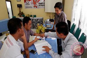 KPU Banjarbaru menerima dokumen tiga Parpol