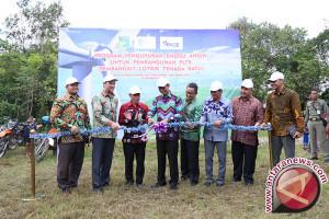 Bupati Resmikan Pembangunan Pembangkit Listrik Tenaga Bayu