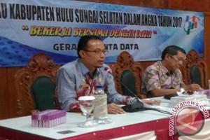 HSS Terbitkan Buku Kabupaten Dalam Angka