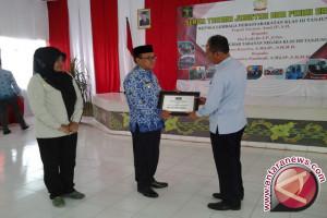 Adaro Bantu Dana Pembinaan Lapas Tanjung