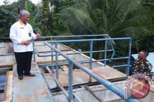 Kotabaru Revitalisasi Tiga WTP Tingkatkan Kualitas Air