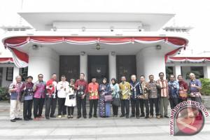 Tim Kominda Study Banding Ke Bandung