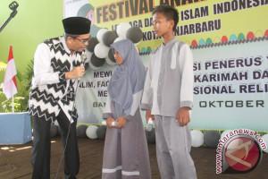 Festival Anak Sholeh se-Kota Banjarbaru