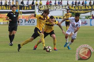 Barito Putera bertekad kalah Bali United