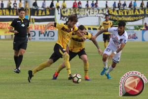 Barito Putera Ditahan Imbang Bali United 1-1