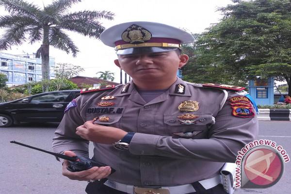 Satlantas Banjarbaru Tilang 1.403 Pemilik Kendaraan