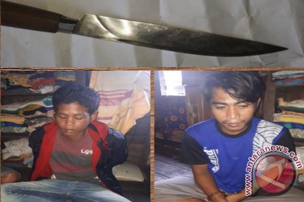 Polresta Banjarmasin Tangkap Dua Wakar Pelaku Pembunuhan