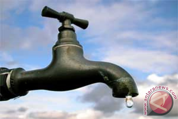 PDAM HST Hentikan Suplay Air Ke Pelanggan