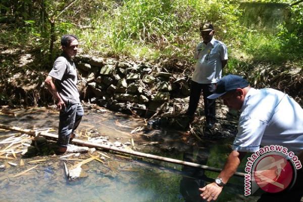 Cipta Karya Kotabaru Bendung Sungai Air Baku IKK