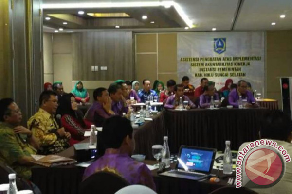 HSS Terapkan Lima Strategi Tingkatkan Nilai SAKIP