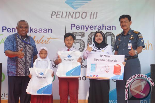 Tandon Pelindo Untuk SDN Pelambuan 07