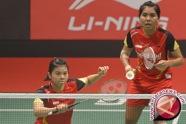 Greysia/Aprianti Ditarget All England Dan Asian Games