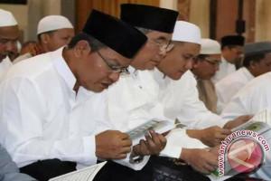 Bupati HSS Ajak Syukuri Hasil Pembangunan
