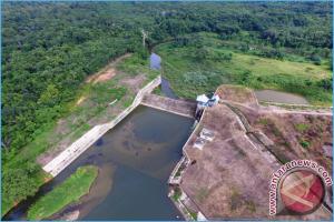 Bendungan Pitap Bakal Aliri 4.755 Hektare Lahan Pertanian