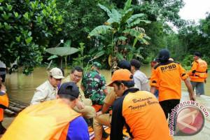 Banjir Balangan Dipengaruhi Luapan Air Kabupaten Berdekatan